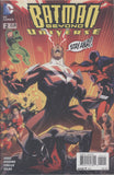 Batman Beyond Universe #2 VF/NM