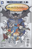 Batman Incorporated #0 VF/NM