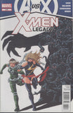 X-Men Legacy #270 AVX VF/NM