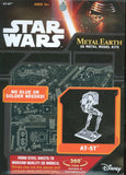 Metal Earth 3D Metal Model Kits AT-ST