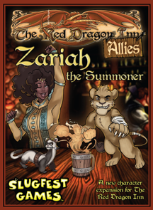 The Red Dragon Inn: Allies – Zariah the Summoner