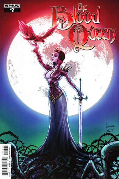 Blood Queen #2 Cvr B Garza VF/NM