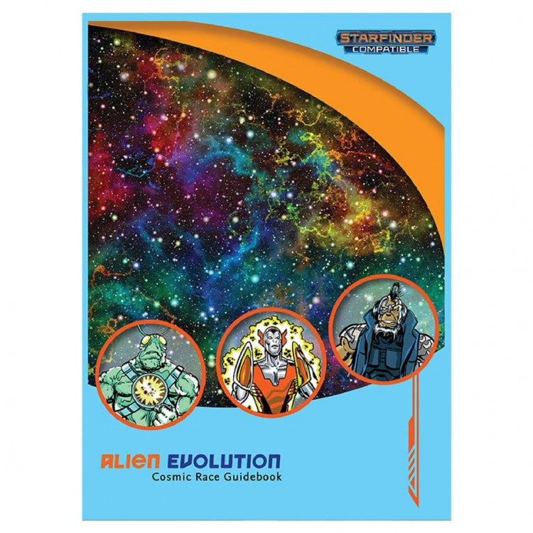 SFRPG: Alien Evolution: Cosmic Race GB