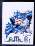 "Batman 2 ""Trading Card Art"" by RAK"