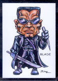 "Blade ""Trading Card Art"" by RAK"