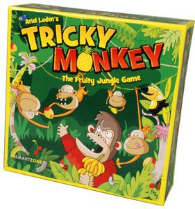 Tricky Monkey The Fruity Jungle Game