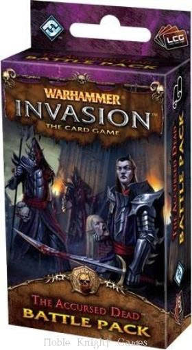 Warhammer Invasion (The Card Game) The Accursed Dead