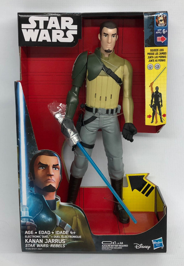 STAR WARS S1 HS HERO KANAN JARRUS