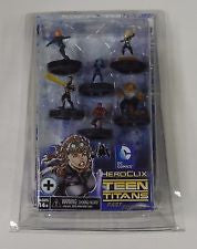 DC Heroclix Teen Titans Fast Forces