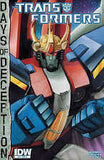 Transformers #35 10 Copy INCV VF/NM