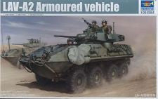 1/35 Scale LAV-A2 Armoured Vehicle Model Kit