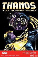Thanos A God Up There Listening #2 (of 4) VF/NM