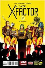 All New X-Factor #12 VF/NM