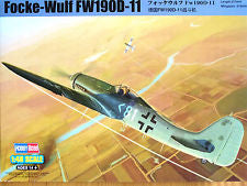 1:48 Focke-Wulf Fw190D-11 Aircraft Model Kit