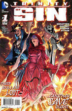 Trinity Of Sin #1 VF/NM
