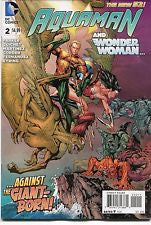 Aquaman Annual #2 VF/NM