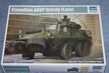Canadian Avgp Grizzly Model Kit