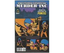 United States of Murder Inc #2 VF/NM