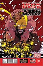 Iron Fist Living Weapon #5 VF/NM