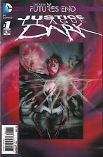 Justice League Dark Futures End #1 3-D Cvr VF/NM