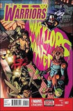 New Warriors #7 VF/NM