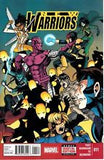 New Warriors #11 VF/NM