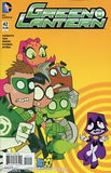 Green Lantern #42 Teen Titans Go Var Ed VF/NM