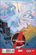Secret Avengers #9 VF/NM