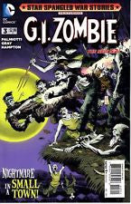 Star Spangled War Stories GI Zombie #3 VF/NM