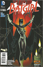 Batgirl #35 Monsters Var Ed VF/NM