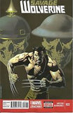 Savage Wolverine #22 VF/NM