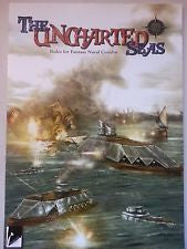 The Uncharted Seas Rules for Fantasy Naval Combat Book