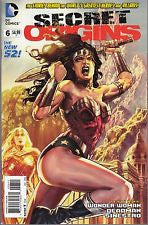 Secret Origins #6 VF/NM