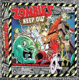 Zombies Keep Out The Game of Zany Zombie Defense