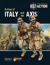 Armies of Italy and the Axis Rulebook