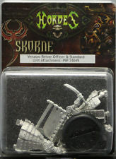 Hordes: Skorne: Venator Reiver Officer & Standard Unit Attachment