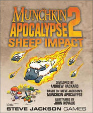 Munchkin Apocalypse 2 - Sheep Impact Card Game Expansion