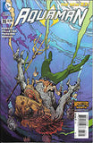 Aquaman #35 Monsters Var Ed VF/NM