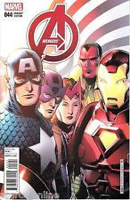 Avengers #44 Cheung Final Issue Exchange Var VF/NM