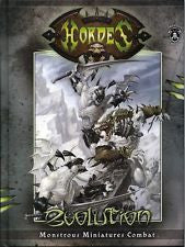 Hordes Evolution Monstrous Miniatures Combat Book