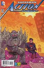 Action Comics #42 Teen Titans Go Var Ed VF/NM