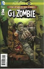 Star Spangled War Stories G.I. Zombie Futures End #1 3-D Cvr VF/NM