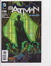 Batman #35 Monsters Var Ed. VF/NM