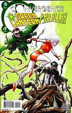 Convergence Green Lantern Parallax #2 (of 2) VF/NM