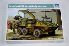 1/35 Scale Canadian AVGP Husky (Early Version) Model Kit