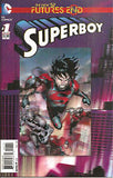 Superboy Futures End #1 3-D Cvr VF/NM