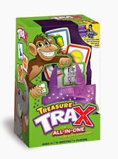 Treasure Trax - The All-In-One Scavenger Hunt Game