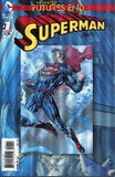 Superman Futures End #1 3-D Cvr VF/NM