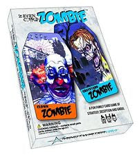 Zeven Card Zombie Game