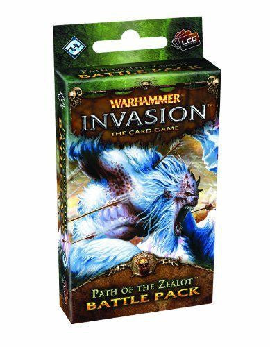 Warhammer Invasion The Card Game Battle Pack (Path of The Zealot)